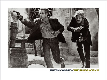Imaging - Movie - Heroes -32 - Butch Cassidy - The Sundance Kid